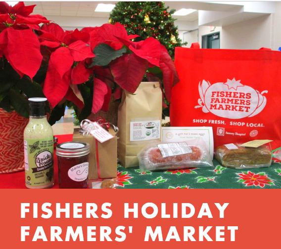fishers holiday farmers market