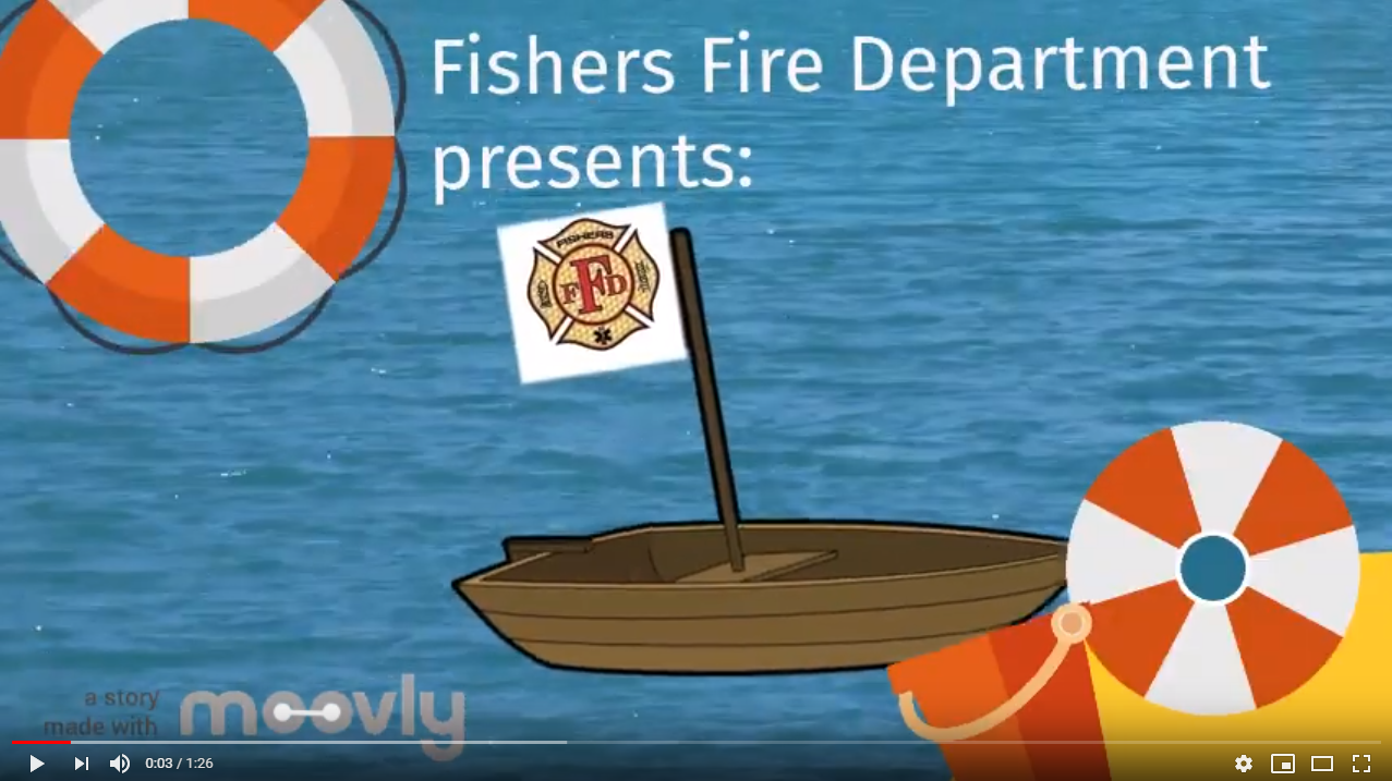 fishers fire dept. presents: water safety