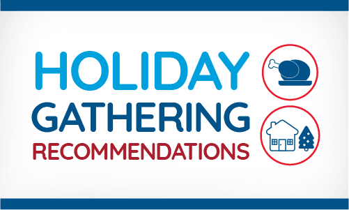 holiday gathering recommendations